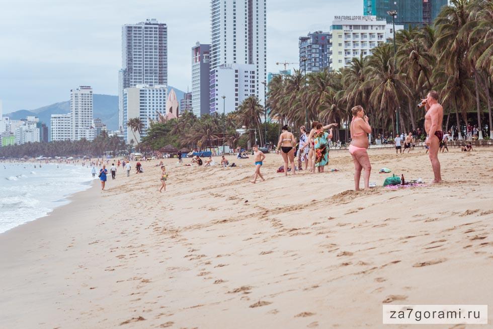На пляжи Вьетнама самостоятельно - едем в Нячанг