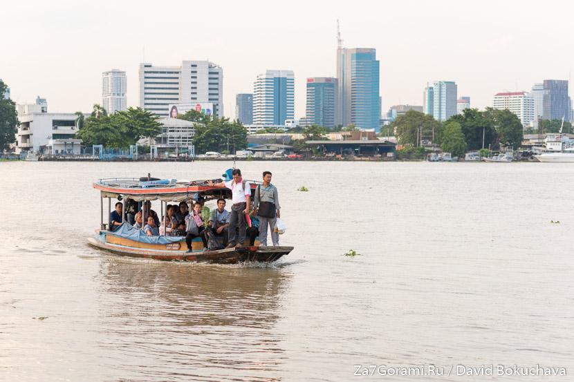 Паром на Банг Крачао