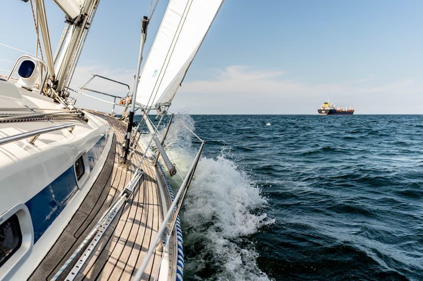 На яхте по Турции
