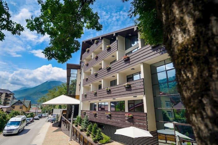 Отель в Эсто-Садке