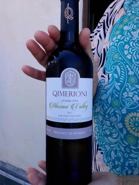 Вино Кимериони