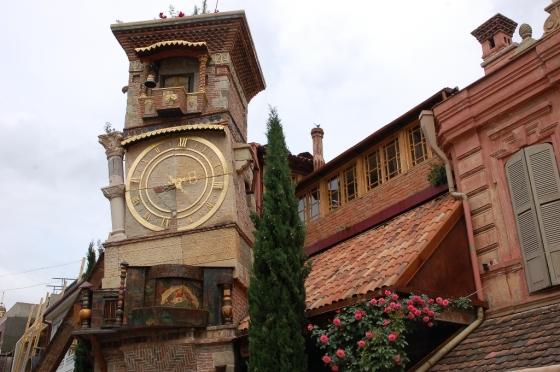 Башня Резо Габриадзе