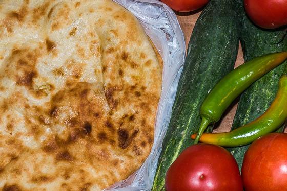 цены на продукты в грузии