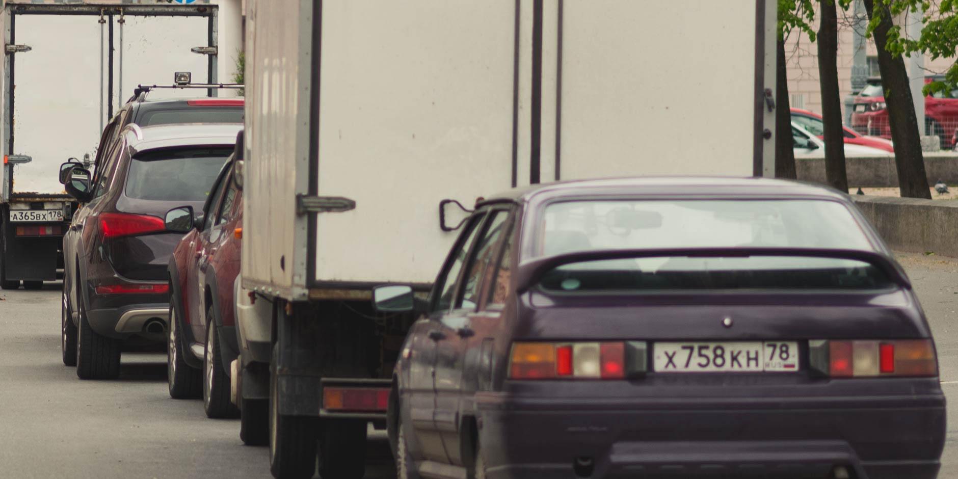 В Грузии вводят ОСАГО для машин с иностранными номерами