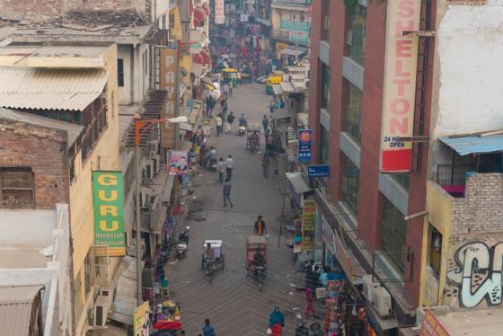 Main Bazar Road, Delhi