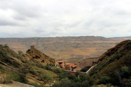 Давид-гореджийский монастырь