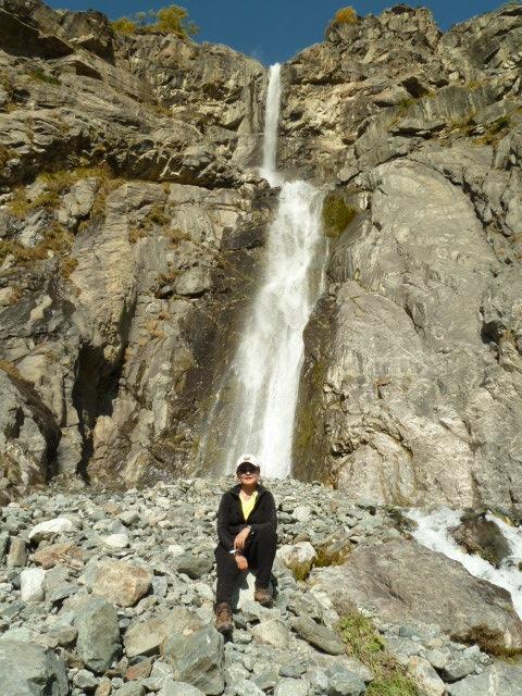 водопады в сванетии