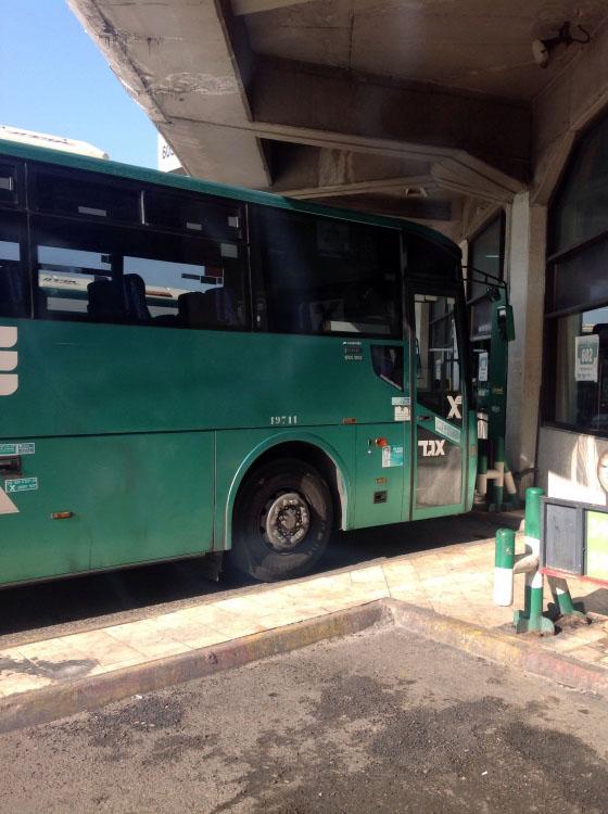 Автобус до Эйлата
