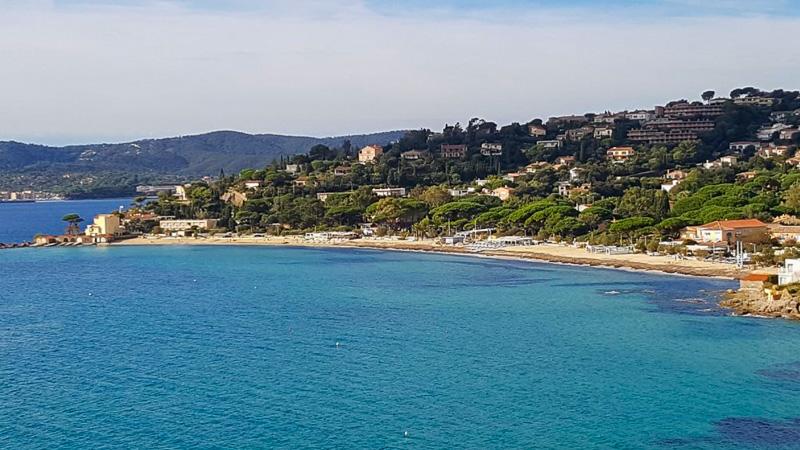 Пляж в Ле-Лаванду