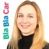 Полина BlaBlaCar аватар