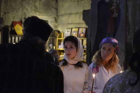 Венчание в Грузии